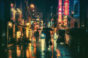Intrygująca fotografia uliczna prosto z Japonii