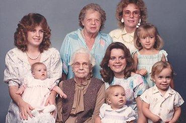 Z rodziną najlepiej wychodzi się na zdjęciach - szczególnie na takich jak te!