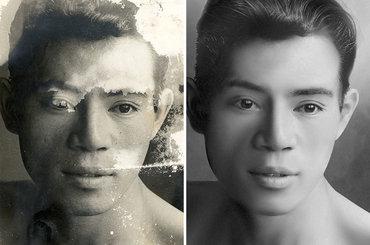 Magia Photoshopa, która przywróciła do życia stare zdjęcia - zdumiewające efekty