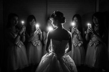 Inspiracje na nietypowe kadry ślubne