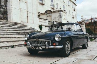 Magia klasycznych aut