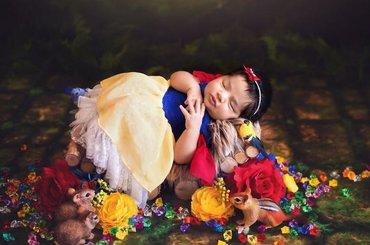 Sfotografowała niemowlaki jako księżniczki Disneya i podbiła serca internautów