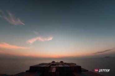 Projekt jakiego nie było: Zobacz 80 000 zdjęć  z podróży statkiem w 10 minut!