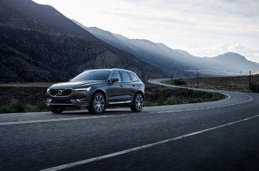 Volvo XC60: familijny samochód Bonda
