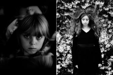 Magia fotografii czarno białej czy zniszczenie kompozycji?