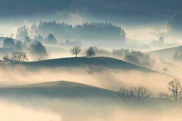 Fotografowanie mgły