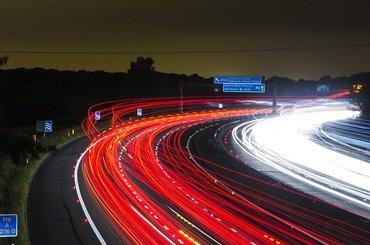 Światła miasta- ćwiczenie fotograficzne