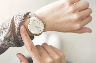 Zegarek to sprawdzony pomysł na podarunek z okazji przejścia współpracownika na emeryturę
