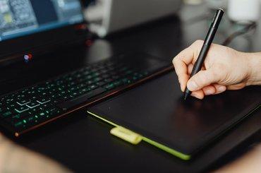 Tablet graficzny – urządzenie nie tylko dla profesjonalnych grafików