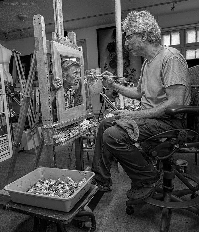 91-year-old-mother-playful-photography-elderly-women-strange-ones-tony-luciani-6