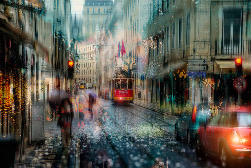 rain-street-photography-glass-raindrops-oil-paintings-eduard-gordeev-3
