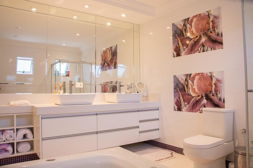 łazienka I Fototapeta To Może Się Udać Fotosikpl