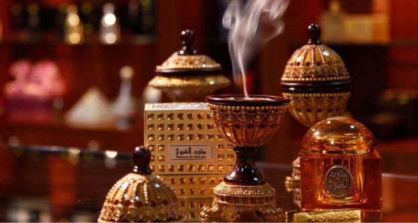 Perfumy arabskie w sklepie Ottomania