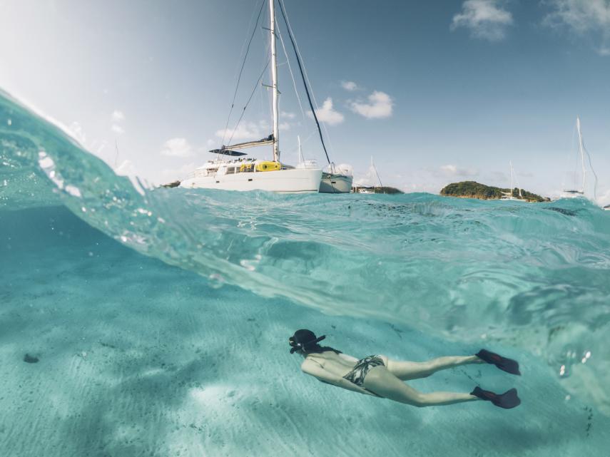 łódź, woda